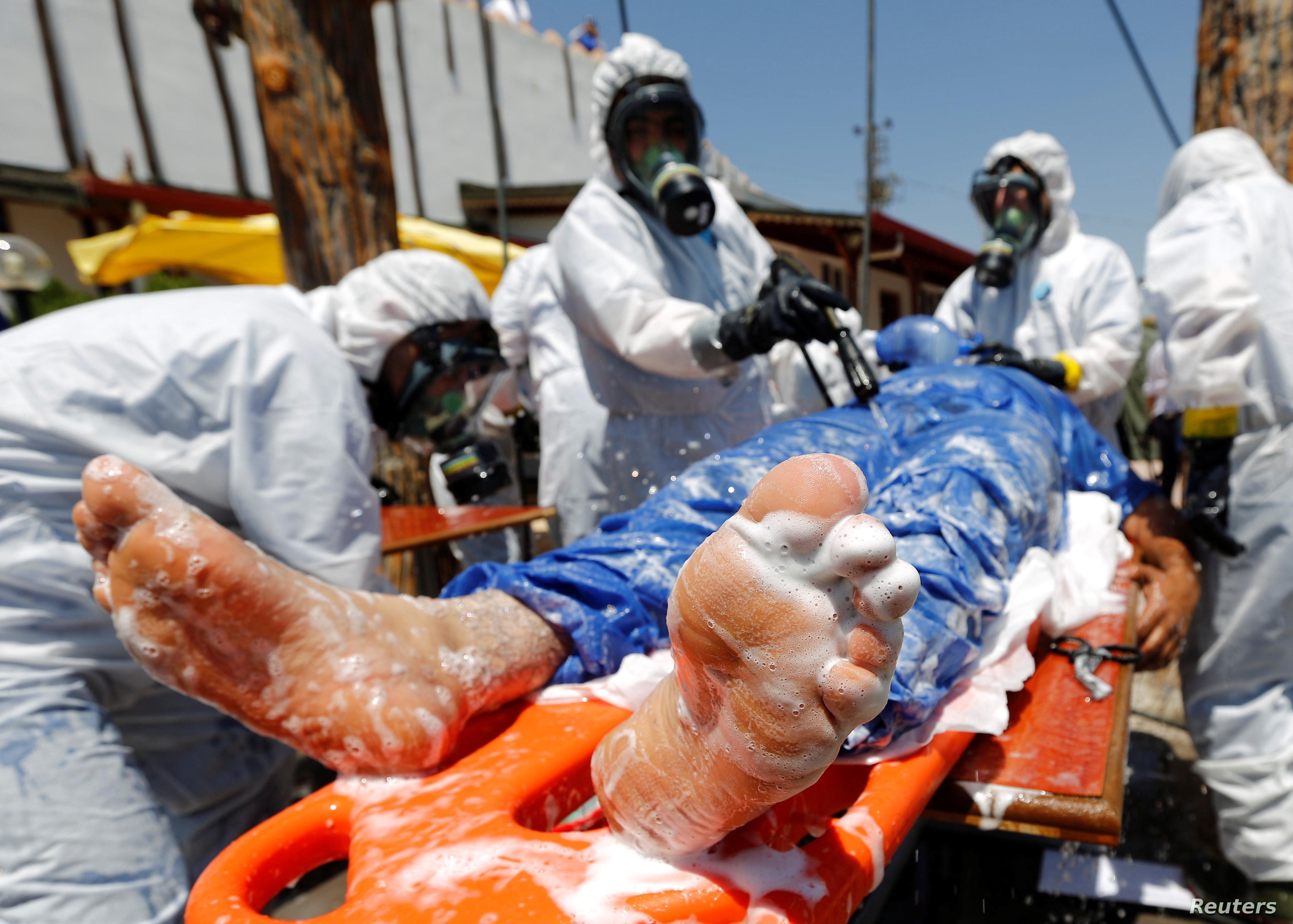 الولايات المتحدة تُبدي استعدادها لمحاسبة النّظام السوري على جرائمه الكيماويّة