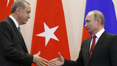 رأي الخبراء: الخُلاصات الرئيسية من اجتماع أردوغان وبوتين