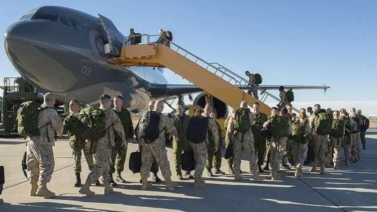 التحالف الدولي ينفي أنباء انسحاب قوات أمريكية من سورية