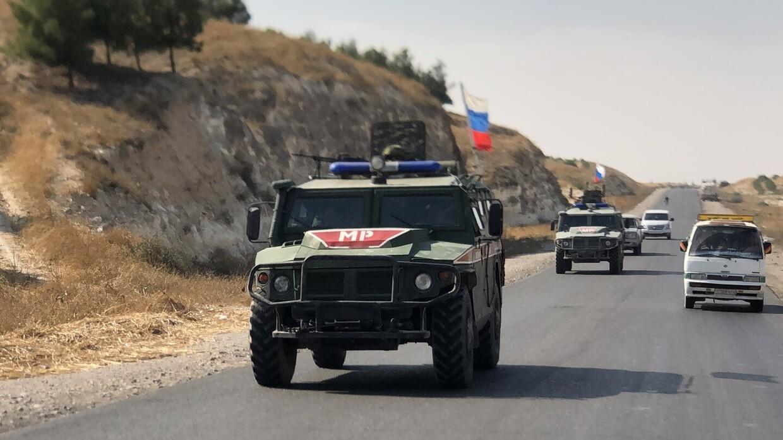 """روسيا تُخلي نقاطاً في """"تل رفعت"""" شمالي حلب"""