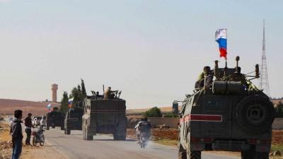 تعزيزات روسية تصل إلى مطار الطبقة.. ما الهدف من استقدامها؟
