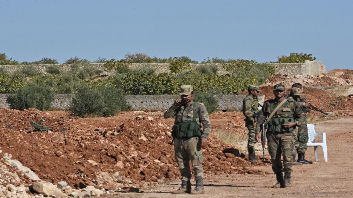 """حمص.. 11 قتيلاً بانفجار """"مفخخة"""" في مربع أمني لـ """"لواء فاطميون"""""""