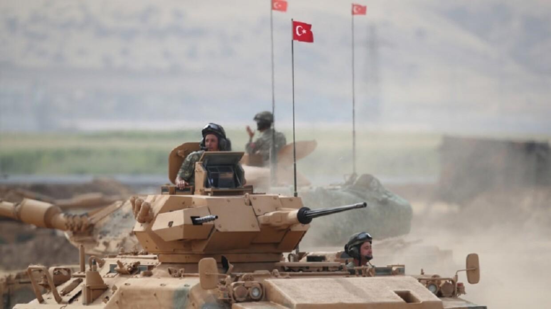 تركيا تكشف نفقاً ممتداً من سوريا إلى أراضيها