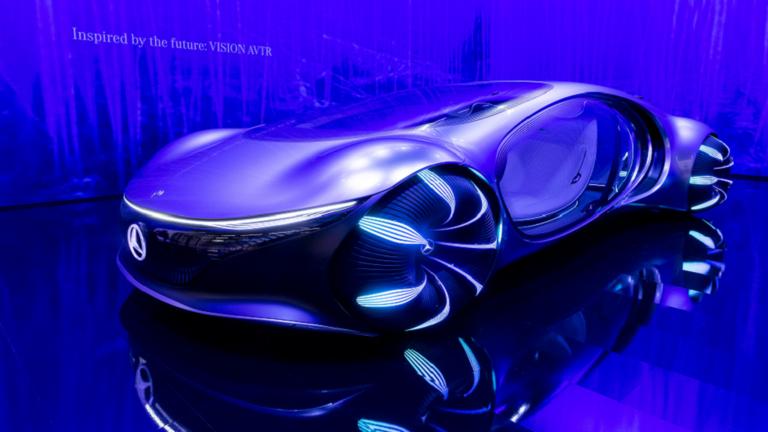 """سيارة جديدة من """"مرسيدس-بنز"""" تقرأ أفكار السائق"""