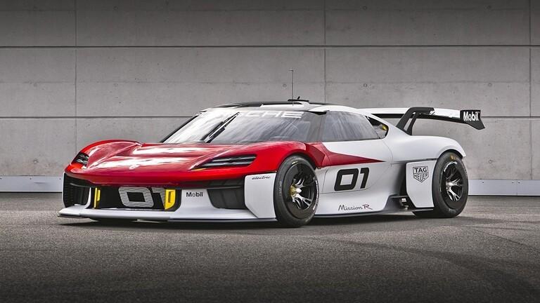 الكشف عن سيارة كهربائية فريدة في معرض ميونخ