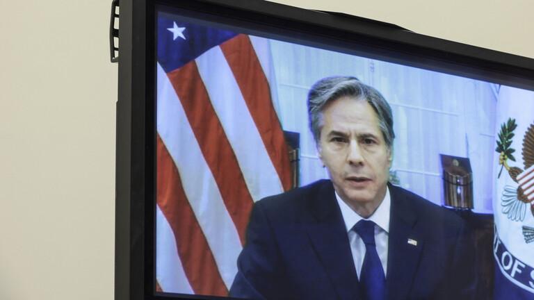 بلينكن: سنقيّم العلاقات مع باكستان وَفْق التطورات الأفغانية