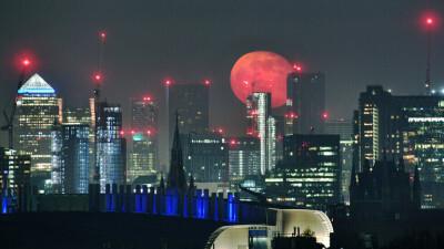 قمر الحصاد المثير للاهتمام يظهر في سماء الأرض هذه الليلة