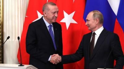 الكرملين: بوتين سيبحث مع أردوغان مسألة إدلب