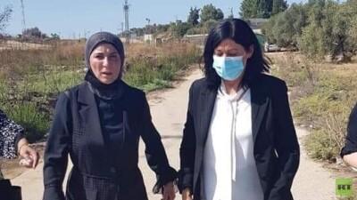 السلطات الإسرائيلية تُطلق سراح الأسيرة خالدة جرار