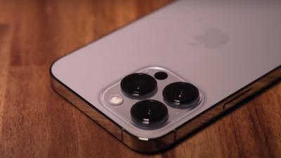 كاميرات مميَّزة في هاتف iPhone 13 Pro Max الجديد
