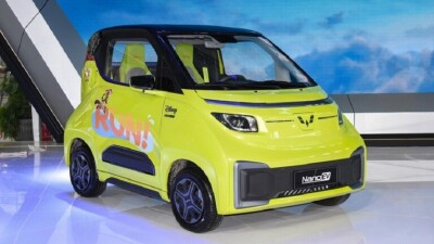 سيارة كهربائية أنيقة ورخيصة الثمن لحل مشكلة الازدحامات المرورية!