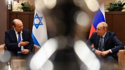 إسرائيل تُسلِّم روسيا خرائط لمواقع الميليشيات الإيرانية في سورية