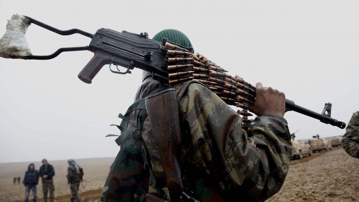 عملية عسكرية جديدة للنظام السوري وروسيا ضد تنظيم الدولة