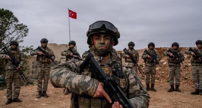 تركيا تعلن عن حصيلة عملياتها في سوريا منذ مطلع العام الجاري