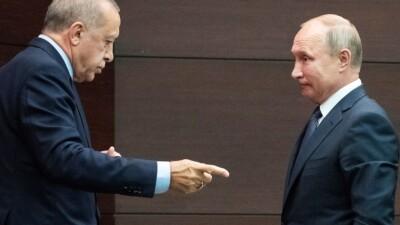 """اجتماع """"أردوغان- بوتين"""".. أبواب مغلقة على احتمالات مفتوحة"""