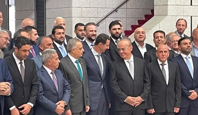 """المحلل السياسي بسام غنوم لـ""""نداء بوست"""": زيارة الوفود اللبنانية إلى سورية تحمل بُعديْنِ """"تقنيّاً وسياسيّاً"""""""