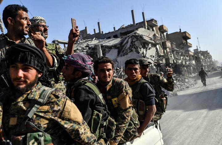 مقتل عنصرٍ من قسد وجرح ثلاثة أخرين بهجوم على مقر لهم بدير الزور