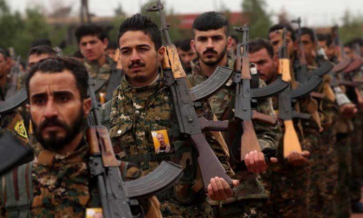 """""""قسد"""" تشنّ حملات اعتقال ضدّ الفارّين من جبهات القتال شمال الرقة"""