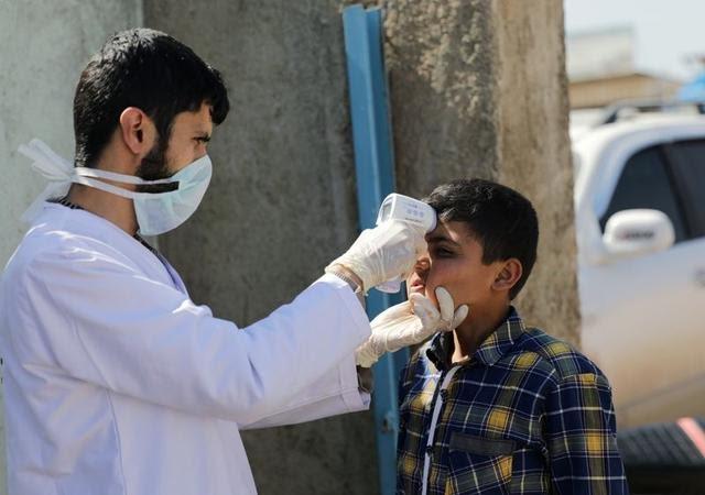 """متحور """"دلتا"""" يطال الأطفال في شمال غرب سورية"""