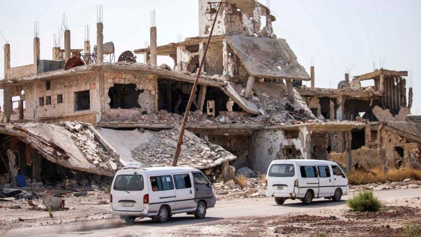 الولايات المتحدة تدعو المجتمع الدولي للتصدِّي لهجوم الأسد على درعا