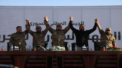 الجبهة السورية للتحرير وعزم.. كيف يمكن تجنُّب السيناريو الأَسْوَأ؟