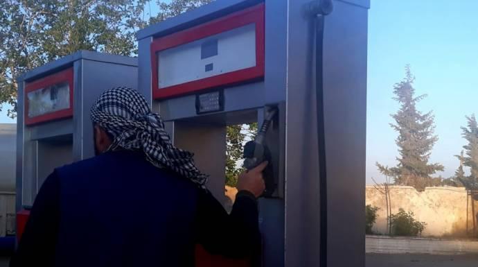"""شركة """"وتد للبترول"""" ترفع أسعار المحروقات في إدلب"""