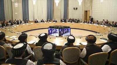 عاجل | اجتماع موسكو: اتفقنا على إطلاق مبادرة جماعية للدعوة لمؤتمر دولي للمانحين للشعب الأفغاني برعاية الأمم المتحدة