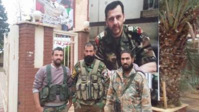 إصابة متزعِّم مجموعة تابعة للفرقة الرابعة في درعا