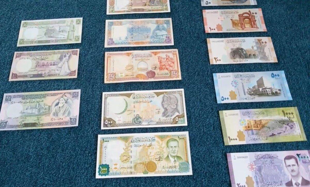 استمرار تراجُع سعر صرف الليرة السورية أمام باقي العملات
