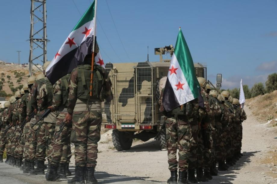 """تشكيل جهاز أمن خاصّ بمنطقتَيْ """"درع الفرات"""" و """"غصن الزيتون"""" شمال حلب.. ما وظيفته؟"""