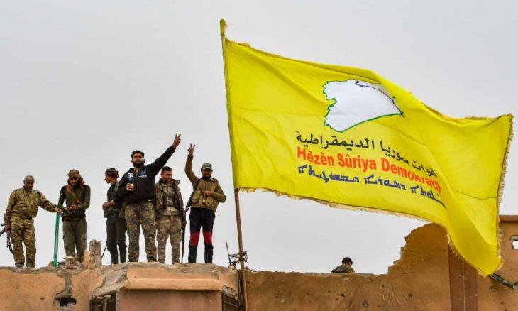 """تنظيم """"قسد"""" يُرسِل تعزيزات عسكرية إلى جبهة رأس العين بريف الحسكة"""
