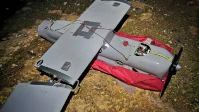 الوطني يسقط طائرة استطلاع روسية شمال حلب