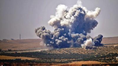 تصعيد روسي تركي في الشمال السورييُنذر بحربٍ قد تكون وشيكة