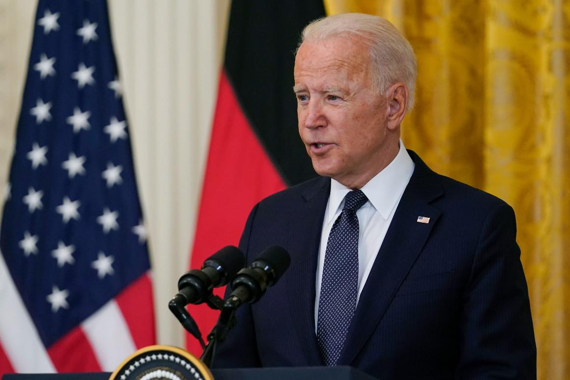 """""""بايدن"""" يعلن موعد انتهاء """"المهمة القتالية"""" للقوات الأمريكية في العراق"""