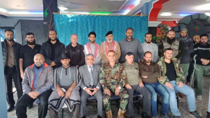 """لجان درعا المركزية تقدم مقترحاً للنظام السوري بخصوص """"درعا البلد"""""""