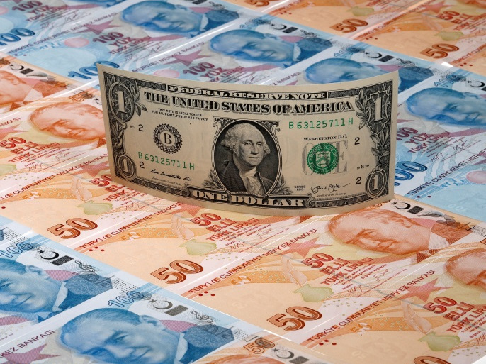 استمرار صعود الليرة التركية مقابل باقي العملات الرئيسية
