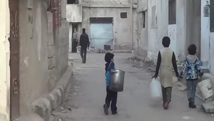 يوميات مواطن سوري.. نقص مياه الشرب عِبْء جديد يواجه أهالي درعا