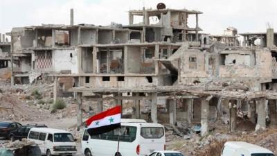 """اليوم الأخير لـ""""خارطة الحل الروسية """" في ريف درعا"""
