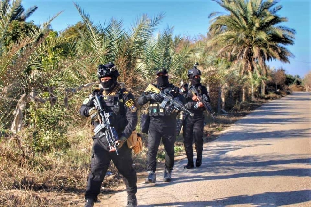 """التحالف الدولي يعلن مقتل 70 عنصراً من """"تنظيم الدولة"""" خلال أيار"""