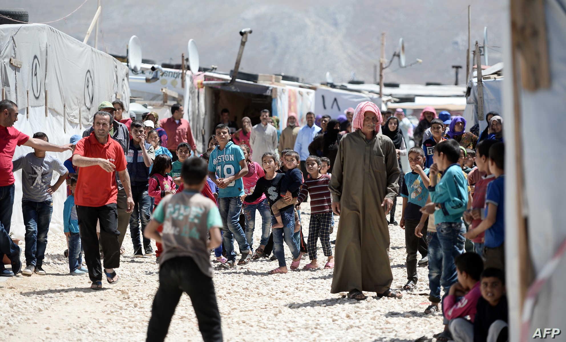الأمم المتحدة تعرب عن قلقها إزاء سوء معاملة اللاجئين السوريين في لبنان