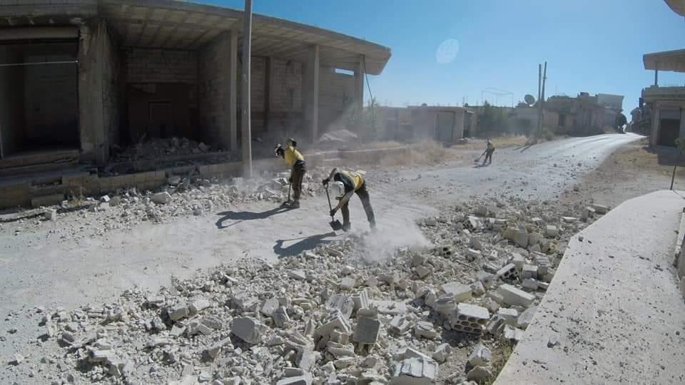 مقتل طفل بقصف لقوات النظام السوري على جبل الزاوية بإدلب