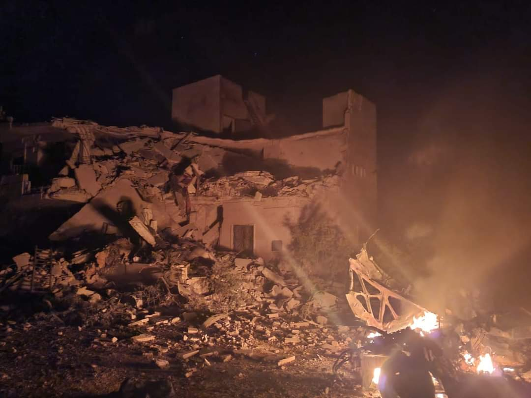 قتلى وجرحى بقصف لقوات الأسد على الأحياء السكنية في إدلب