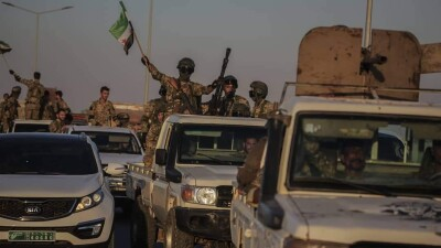 """الجيش الوطني يُلقي القبض على خلية لـ""""داعش"""" في الباب"""