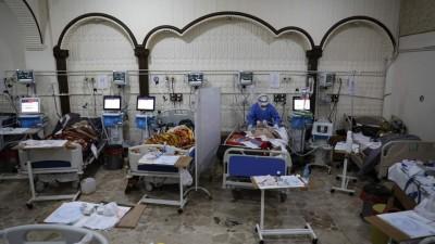 """تراجُع في أعداد الإصابات بفيروس """"كورونا"""" شمال غربي سورية"""