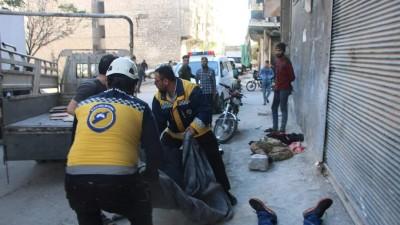 الولايات المتحدة وبريطانيا تدينان التصعيد في إدلب