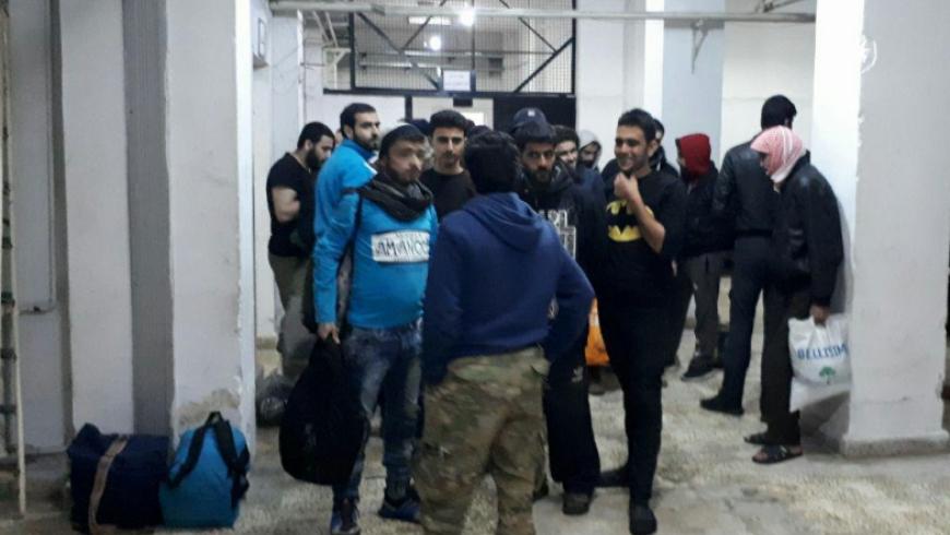 """""""حكومة الإنقاذ"""" تصدر """"عفواً"""" عن مرتكبي الجرائم الجنائية والجزائية في إدلب"""
