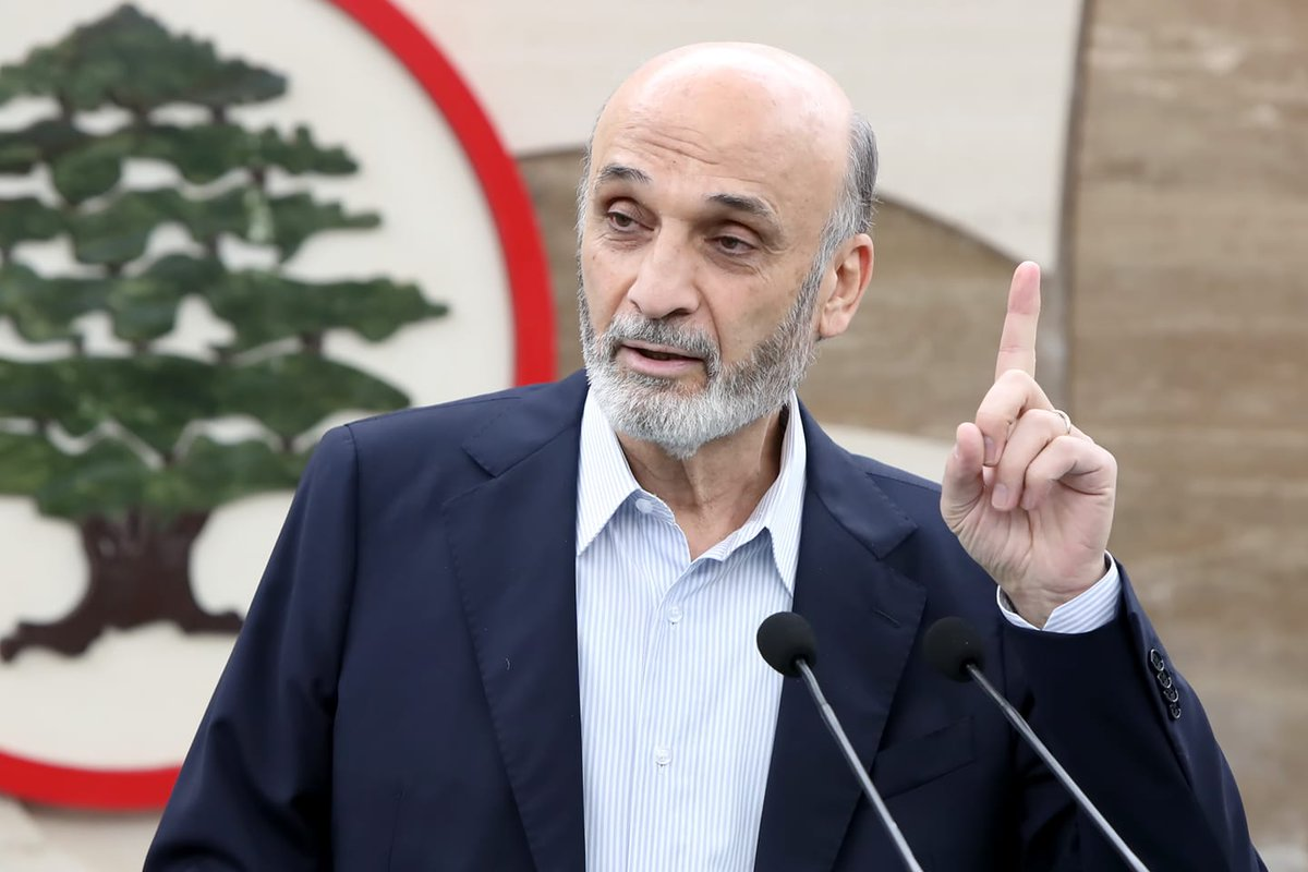 """جعجع: باخرة نصر الله مزحة سَمِجة وإيران متواطئة مع """"دولة الأسد"""""""