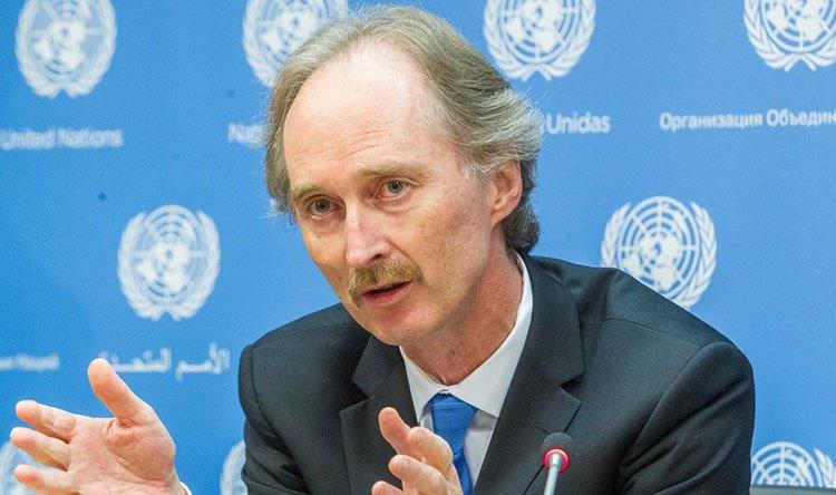 بيدرسون يقترح تشكيل صيغة دولية جديدة للحل في سوريا