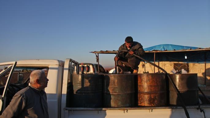 """""""وتد"""" تُواصِل رفع أسعار المحروقات وتُثقِل كاهل المدنيين في إدلب"""