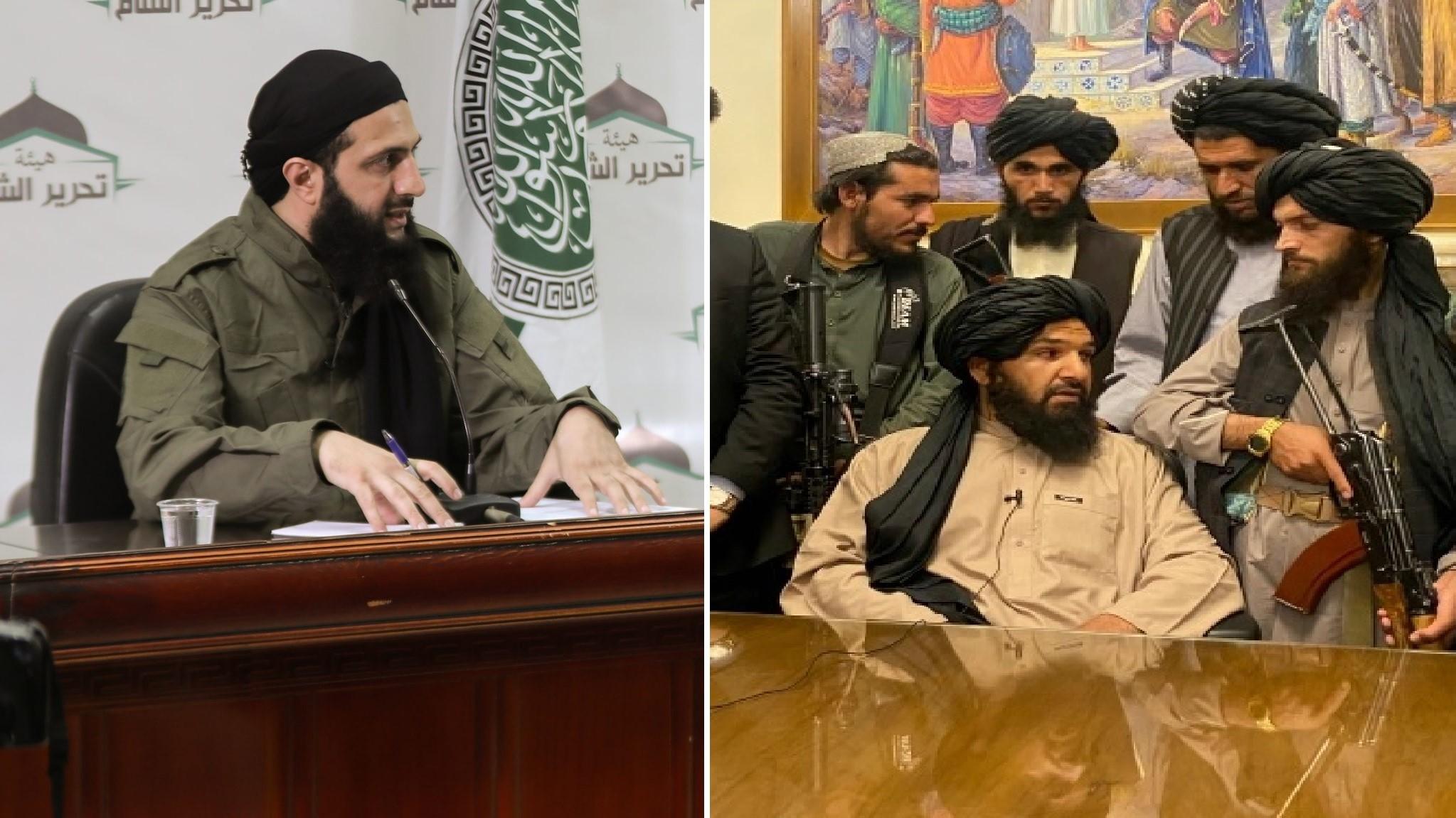 طالبان وتحرير الشام التشابه المستحيل